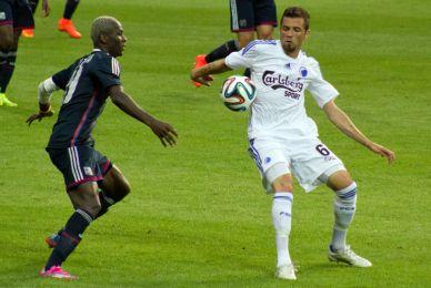 Galleri: FCK-Lyon