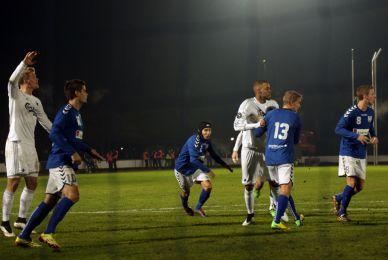 3-0 i Greve sender løverne i kvartfinalen