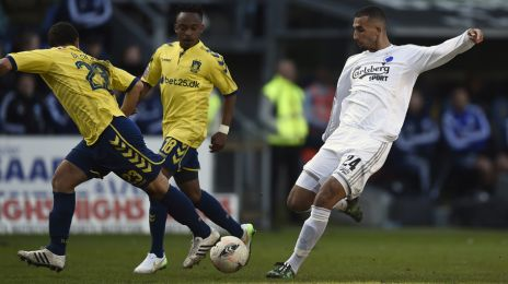 FCK held to derby draw at Brøndby