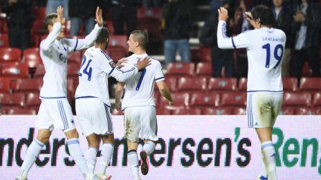 Solid 3-0-sejr over Randers FC