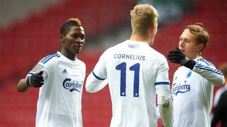 2-0 over Lyngby i første testkamp