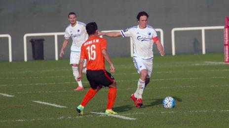 3-1 over Guangzhou Evergrande FC