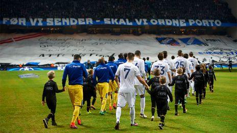 Watch: Copenhagen's letter to UEFA